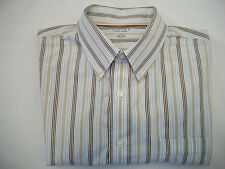 Sonoma Life & Style Mens Long Sleeve Casual Dress Shirt - Size Large
