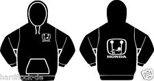 JDM Type R Funny Hoody Zip Jacket Jumper Kaputzenjacke civic accord jazz