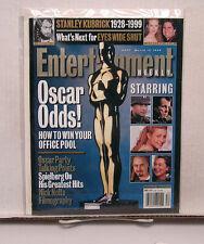 1990s Entertainment Weekly Magazine #477-OSCAR ODDS! KUBRICK/SPIELBERG