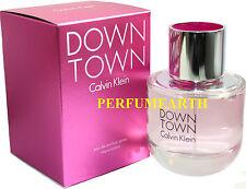 DOWN TOWN 1.6 / 1.7 OZ EDP SPRAY FOR WOMEN BY CALVIN KLEIN & NEW IN A BOX