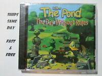 NEW Life At the Pond The Day Without Rules CD Complete Sealed Cracked Case