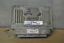 1997 Oldsmobile Achieva Engine Control Unit ECU 16217058 Module 15 10E3