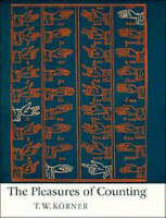 The Pleasures of Counting by T. W. Korner (Paperback, 1996)
