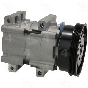 A/C Compressor with Clutch Four Seasons For Nissan Quest Mercury Villager