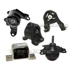 G216 02-06 Fits Honda CR-V 2.4L 4WD Engine Motor & Trans Mount Set 5Pcs For Auto