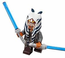 Ahsoka Tano Minifigure Star Wars Fits Lego