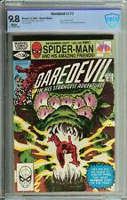 Dare Devil # 177 CBCS 9.8 WP Origin Story
