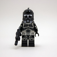 Lego Star Wars Custom Shadow ARC Trooper with Jetpack / ARC Blaster