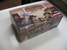 New Card Game!  Frontier, The Card Game
