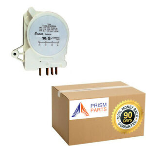 For GE / Hotpoint Refrigerator Defrost Timer # QA8071602X652