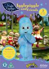 IN THE NIGHT GARDEN - IGGLEPIGGLE AND FRIENDS DVD [UK] NEW DVD