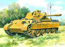 ICM 35571 - 1/35 WWII Dt. BEOBACHTUNGSPANZER PANTHER - NEU