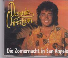 Dennie Christian-Die Zomernacht In San Angelo cd maxi single