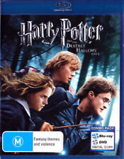Harry Potter & the Deathly Hallows Pt. 1  2x Blu Ray + 2 x DVD 9325336120309