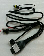 H4 HID Headlight wiring harness High / Low 12v 35w - 55w AUS stock  Fast Post