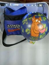 New listing Brunswick Scooby-Doo Bowling Ball Viz-A-Ball 12lb 7oz & Rare Cartoon Network Bag