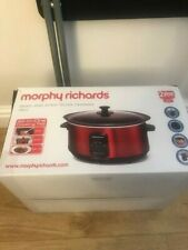 MORPHY RICHARDS SLOW COOKER BRAND NEW ALL IN ONE COOKING POT