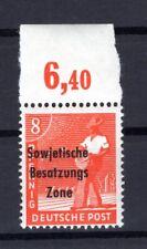 SBZ 184 Por Margine Superiore ** Postfrisch 30eur (B6854