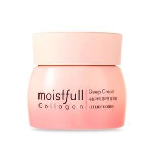 K-beauty [ETUDE HOUSE] moistfull collagen Cream 2.53fl. oz / 75ml