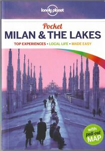 MILAN & THE LAKES Pocket  *  Lonely Planet  *  2nd Edition (Version anglaise)