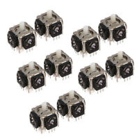 10X Replacement 3D Analog Joystick Axis Sensor 4 Pin for Playstation 3 PS3