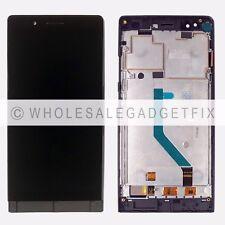 Blu Life 8 XL L290 L290L L290U Display LCD Screen Touch Screen Digitizer + Frame