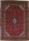 Hand-Knotted Vintage Style 10X14 Traditional Oriental Area Rug Home Decor Carpet