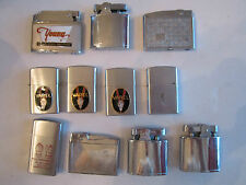 11 OLD LIGHTERS MADE IN JAPAN -  TUB BBBB