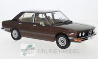 BMW 5er E12 metallic-dunkelbraun 1973  1:18 MCG 18121 Neu OVP