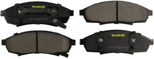Frt Premium Ceramic Brake Pads  Monroe  CX376