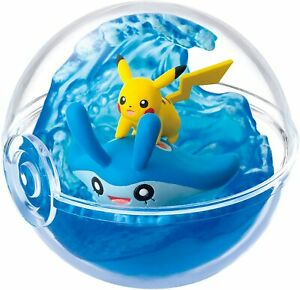 *UK Dispatch* Re-ment Pokemon Terrarium Seasonal - 2. Pikachu & Mantyke