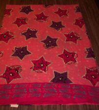 MY LITTLE PONY Super Stars Twin Size FLAT Bed Sheet Hasbro 2014