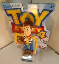 Disney Pixar Toy Story 4 Woody  Action Figure-NEW (Sealed) - Free Box Shipping