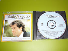 John Travolta The Best Of cd not dvd Grease Sandy Greased Lightnin'