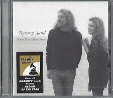 ROBERT PLANT & ALISON KRAUSS / RAISING SAND * NEW CD 2007 * NEU *