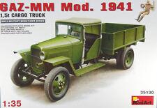 Miniart 1/35 GAZ-MM 1,5t Cargo Truck Mod. 1941 #35130 *Sealed*