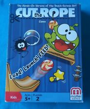 CUT THE ROPE Game By Mattel 2012 - Unused And Complete