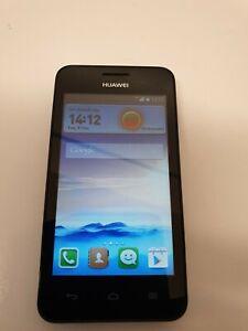 Huawei Ascend Y330 - 4GB - Black (Unlocked) Smartphone