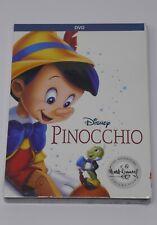 Disney Pinocchio (DVD, 2017) SEALED