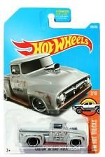 2017 Hot Wheels #108 HW Hot Trucks Custom '56 Ford Truck