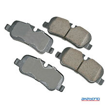 landrover item pads rover sensor pad sport wear range brake for front land