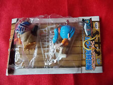 "NEW! ONE PIECE VIVI & CARUE Mascot Figures 1.5"" MANGA / UK Despatch"