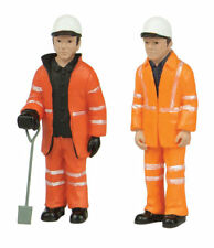 O Gauge Bachmann Scenecraft 47-402 Lineside Workers B (pack of 2 Figures)
