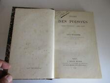TRAITE DES POISONS-HYGIENE INDUSTRIELLE-CHIMIE LEGALE de LOUIS HUGOUNENQ de 1891