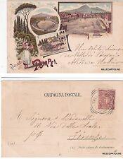 # VALLE DI POMPEI: RICORDO DI  -   1900