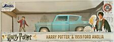 JADA HARRY POTTER &1959 Ford Anglia #31127 1:24 Scale Diecast