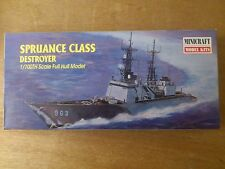 1:700 Minicraft Núm 11311 spruance Class destroyer. juego. emb.orig