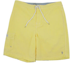 NEW Polo Ralph Lauren Swim Shorts (Bathing Suit)!  5 Colors Polo Player on Front