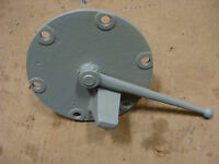 FORD TRACTOR OEM PTO COVER SHIFTER PLATE ORIGINAL WITH STOP BRACKET 8N 9N 2N