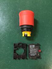 Eaton/Moeller RMQ-Titan Not-Aus-Taster Komplettgerät M22-PV/K01